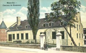 Chateau de Ramesay - Montreal QC, Quebec, Canada - DB