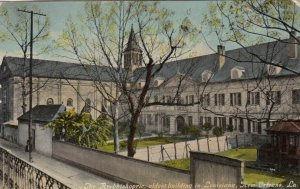 NEW ORLEANS, Louisiana, 1914; The  Archbishopric, oldest building in Louisiana