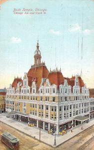 Bush Temple, Chicago Ave. and Clark St. 1910