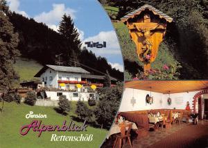 Austria Rettenschoess bei Kufstein Fruhstuckspension Alpenblick Gasthaus
