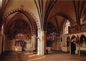 Luebeck Heiligen-Geist Hospital Inneres