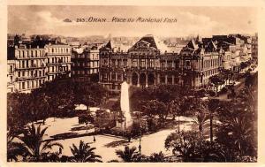 Oran Algeria, Alger, Algerie Place du Marechal Foch Oran Place du Marechal Foch