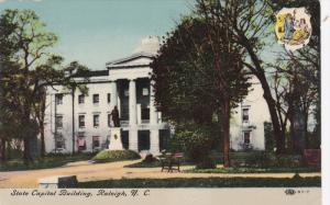 State Capitol Building & Grounds, Raleigh, North Carolina 1912