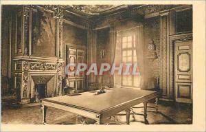 Postcard Lisieux Old Bishop's Palace (XVII Century) La Doree Hall