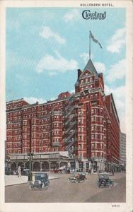 Ohio Cleveland Hollendon Hotel Curteich
