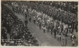 RP; Funeral Procession of King Edward VII, 1910