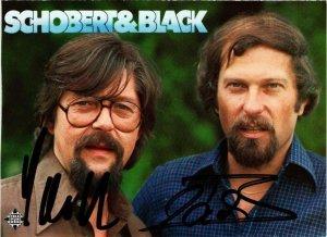 CPM Schobert & Black SINGER (780084)