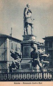 Monumento Quattro Mori,Livorno,Italy BIN