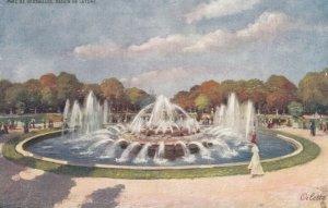 VERSAILLES, France, 1900-10s; Parc, Bassin de Latone, TUCK #11