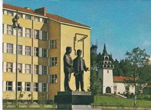 POSTAL B4520: FINLANDIA SUOMI: HELSINGFORS. KAUPPAOPPILAITOS
