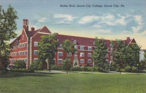 Ketler Hall, Grove City College, GROVE CITY, Pennsylvania, 30-40s