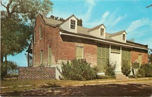 MS, Biloxi, Mississippi, Old brick House, Dexter Press No. 77902-C