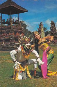 Thailand Ramayana Dance In Palace Of Rawana/Alengka