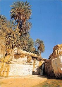 Tunisia Tamerza La Cascade