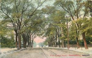 1911 West Market Street Greensboro North Carolina Wills PCK Series 872
