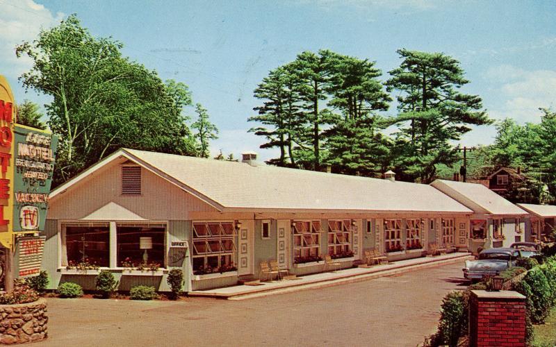 NY - Lake George. Lake Motel