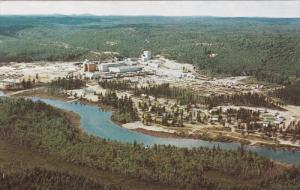 Algom Quirke Uranium Mines, ELLIOT LAKE , Ontario , Canada , 50-60s