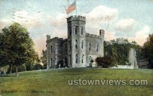 Winnikenni Castle Haverhill MA 1909