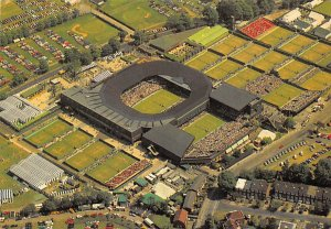 Football Stadium Postcard 1990