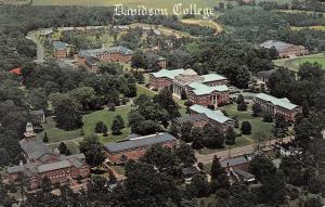North Carolina~Davidson Presbyterian Liberal Arts College~1960 Postcard