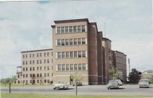 L'Hopital Youville , ROUYN, Quebec , Canada , 40-60s