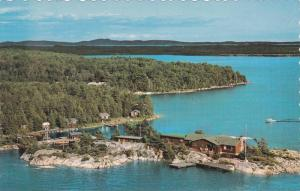 Scenic view,  Birch Island Lodge,  Little Current,  Ontario,  Canada,  40-60s