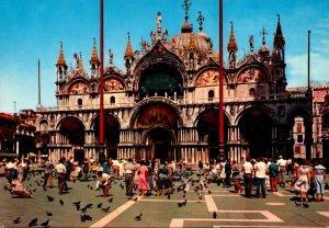 Italy Venice St Marcus Basilika