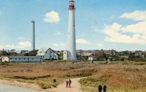 NJ - Cape May. Lighthouse