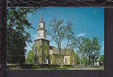 Bruton Parish Church,Williamsburg,VA Postcard BIN
