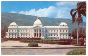 The Presidential Palace, Port-Au-Prince, Haiti, 40-60s