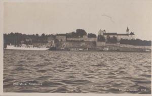 Akershus Kristiania Norway Vintage Postcard