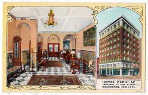 Hotel Cadillac, Rochester NY