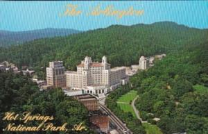 Arkansas Hot Springs National Park The Arlington Hotel