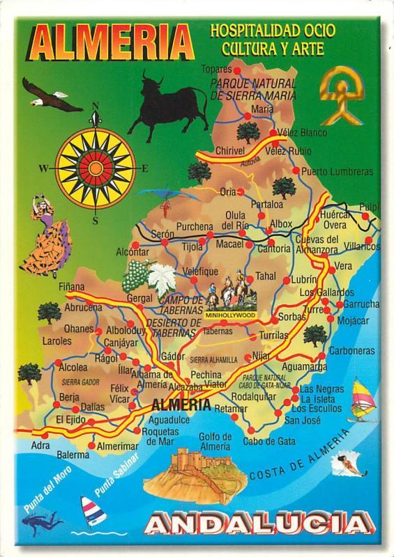 Search Spain Postcard Hippostcard