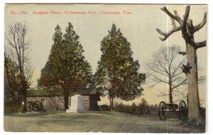 Chattanooga, Tenn, Snodgrass House, Chichamauga Park