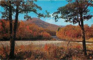 Charlemont Massachusetts~Indian Campground~Cold & Deerfield Rivers 1950s