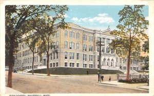 High School in Haverhill, Massachusetts