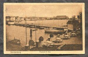 dc14 - DENMARK Sønderborg 1925 Bridge