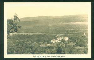 The Northfield East Northfield Massachusetts Hotel Chateau RPPC Postcard