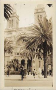 RP, Cathedral, Tunis, Tunisia, 1920-1940s