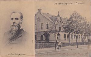 Filadelfiakyrkan , Orebro , Sweden , PU-1912