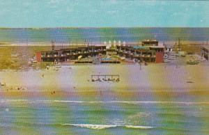 Texas South Padre Island Sandy Retreat Resort Motor Hotel & Driftwood Restaurant