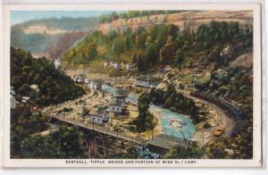 Barthell Tipple Bridge & Portion of Mine No.1 Camp CO
