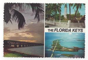 Florida Keys Multiview Bahia Honda Overseas Highway Bridge