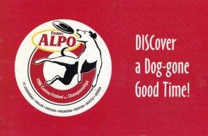 ALPO dog Food Canine Frisbee disc Championship, 1996 ; WASHINGTON D.C.