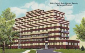 Missouri Columbia Ellis Fischel State Cancer Hospital Curteich