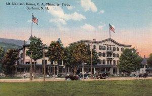 GORHAM, New Hampshire , 1900-10s; Mt. Madison House