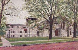 SPRINGFIELD, Illinois, 1900-1910s; Second Presbyterian Church
