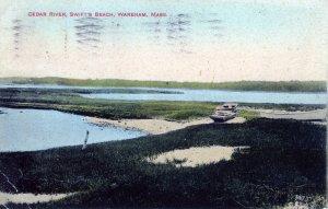 [ Dickerman ] US Massachusetts Wareham - Cedar River, Swift's Beach