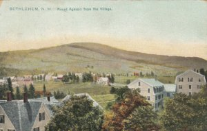 BETHLEHEM , New Hampshire, 1910 ; Mt. Agassiz from the Village ; TUCK # 6101